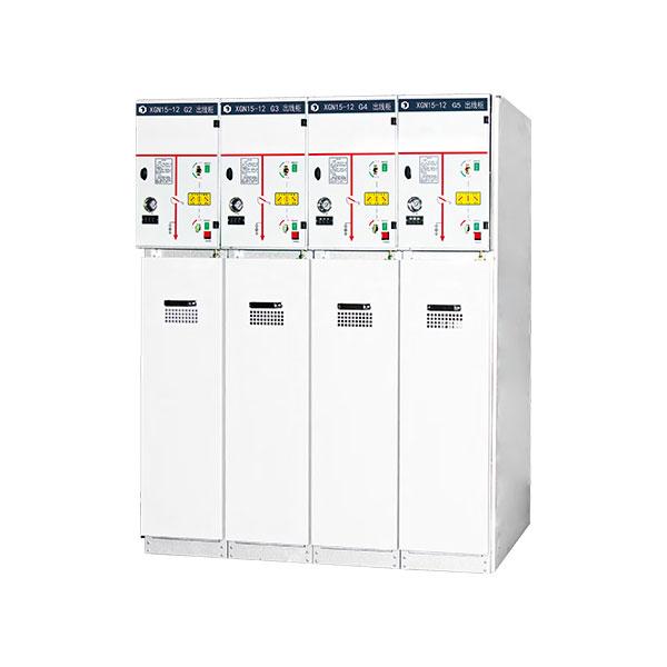 XGN15-12 箱式固定交流金屬封閉開關設備