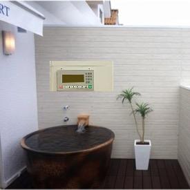 泡澡恒温器原理