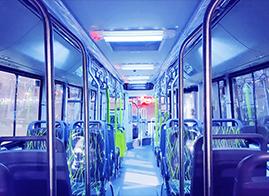 公交車紫外線消毒