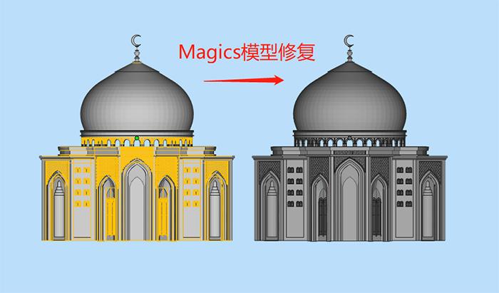 杭州博型泰姬陵模型修复3D打印模型4.jpg