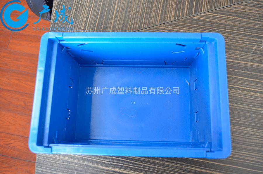 F3147折疊箱展開內部
