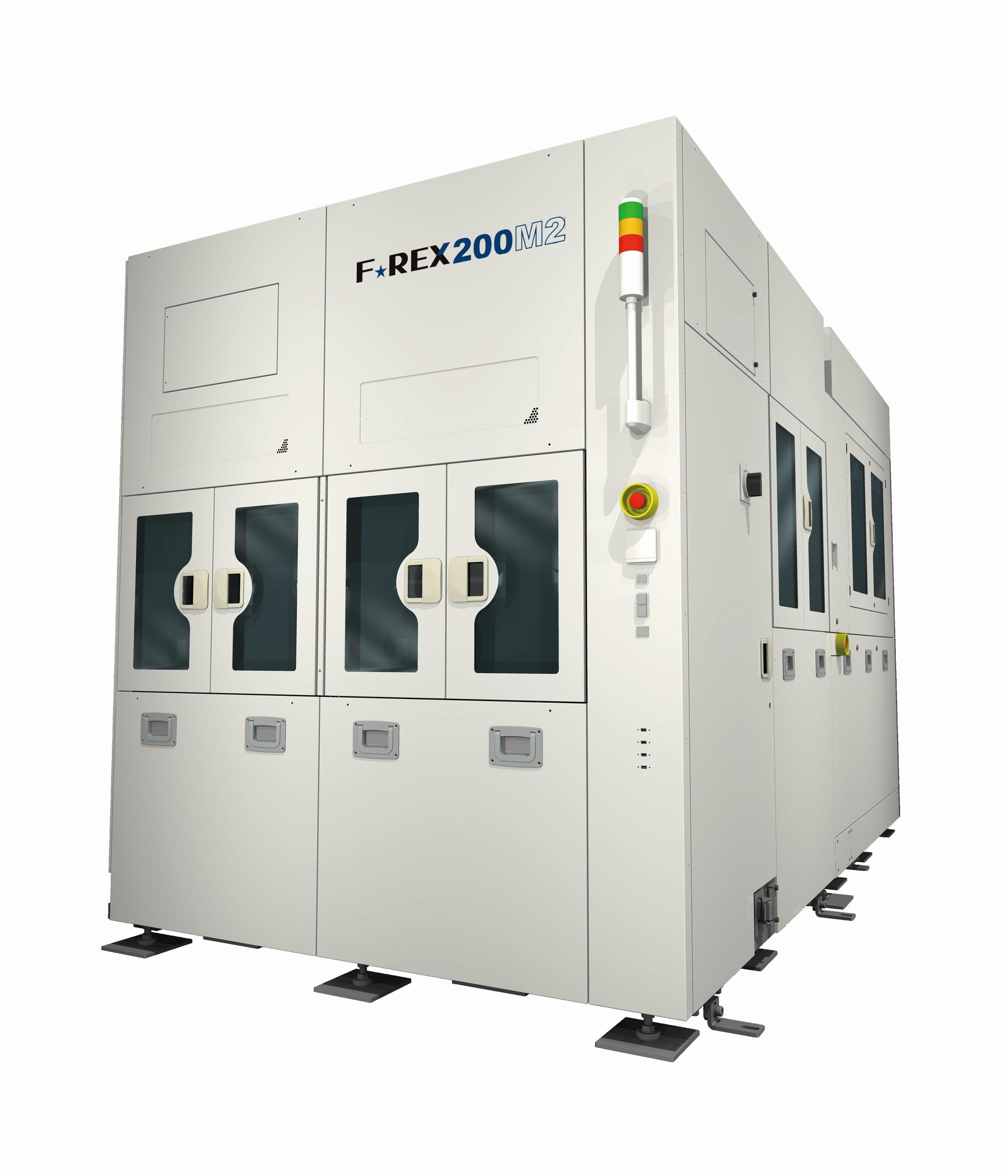 Model F-REX200M2 化学机械研磨设备