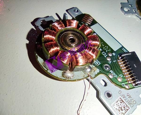 电机绕组线圈行业激光焊接方案
