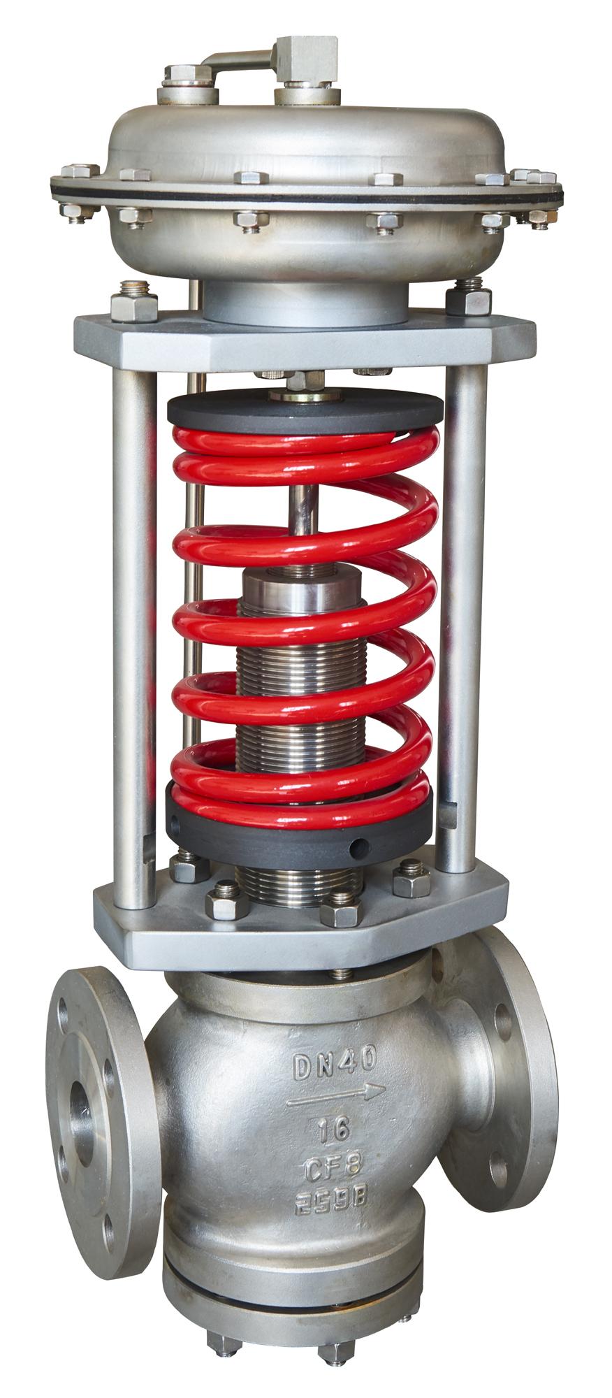 自力式调节阀与减压阀的区别,你知道多少?