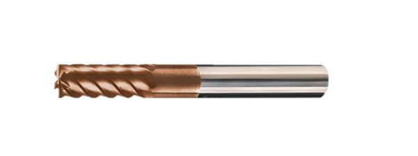 XA6 超硬多刃立銑刀
