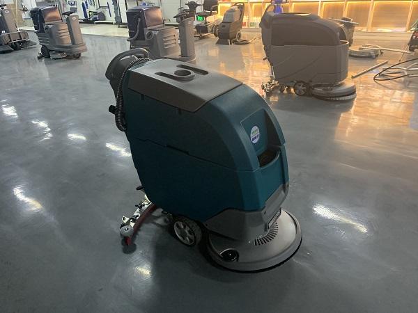 手推式洗地機