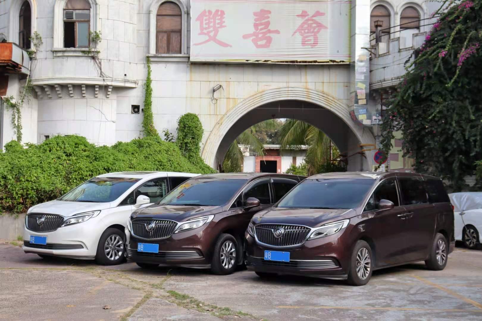 奥马租车别克GL8ES款改装升级豪华版现已上架租赁