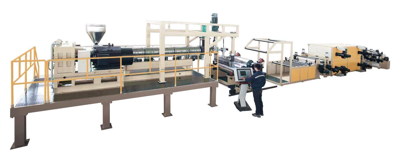 PLA 、APET、 PETG 、CPET片材生产线
