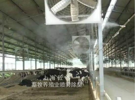 畜牧养殖业喷雾除臭