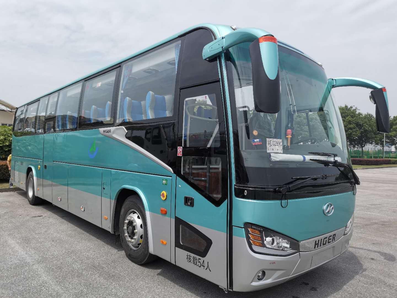54座大巴车租赁