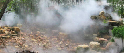 人工造雾是如何形成的?