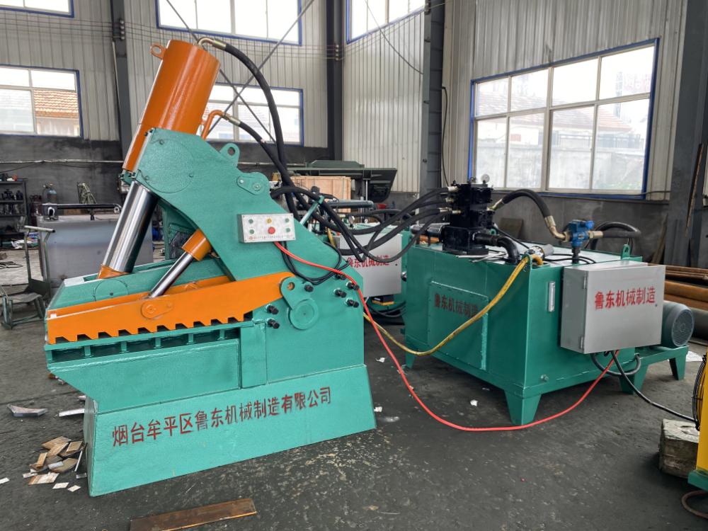快速型LD-360Plus/1000废钢剪切机(虎头剪)