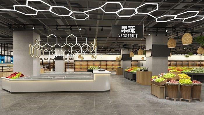 精品超市设计,这些设计要求不能忽略!