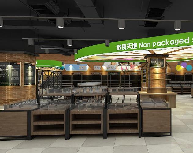 好的超市设计方案,少不了的规划细节!
