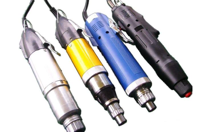 修理物品-复进口申报(工业用电动螺丝刀)