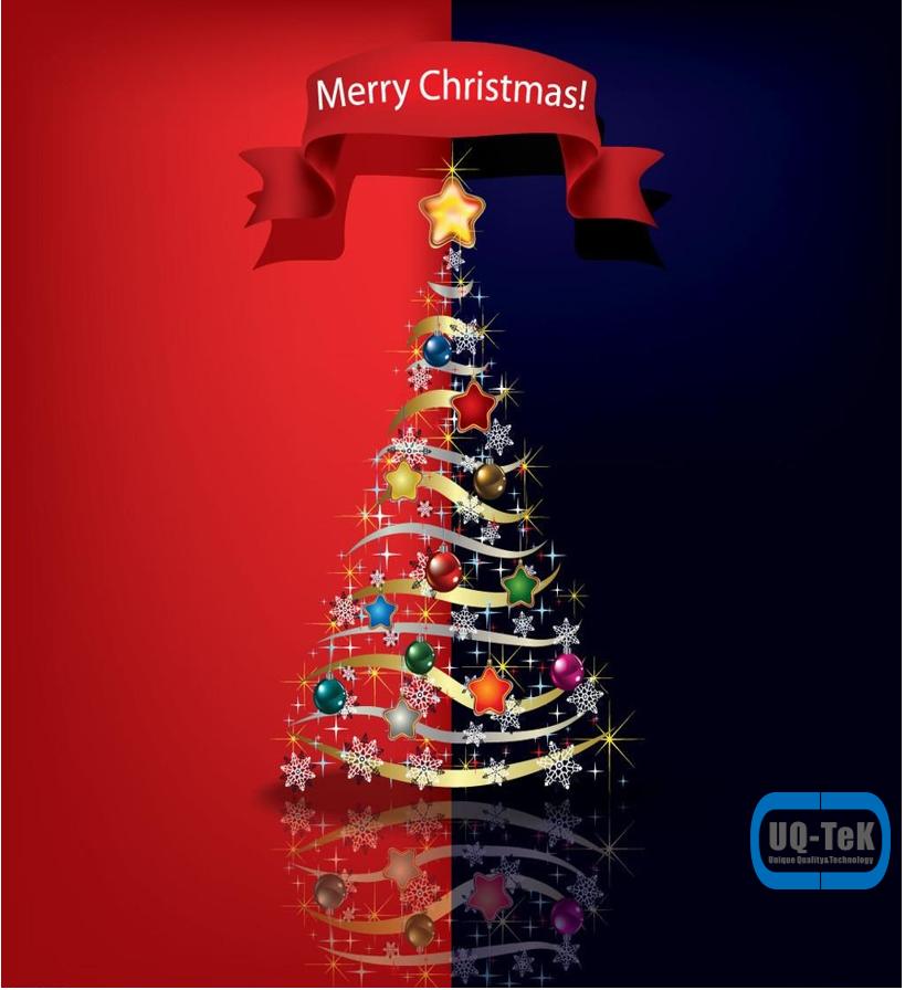 圣诞快乐 MERRY CHRISTMAS!