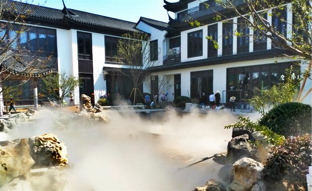 中式园林绿化景观贝斯特全球最奢华网页雾森案例