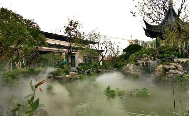 无锡建发玖里湾贝斯特全球最奢华网页雾案例