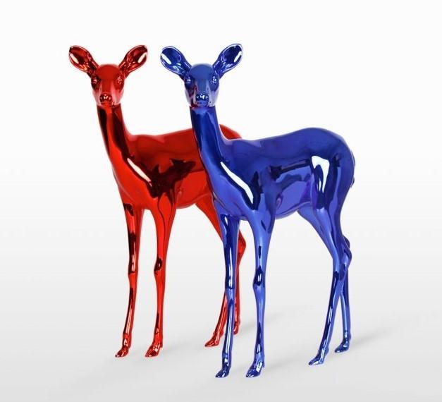 3D打印雕塑:不再让灵感稍纵即逝,让艺术更易塑|杭州博型3D打印