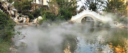 智能雾森系统.打造生态健康之所