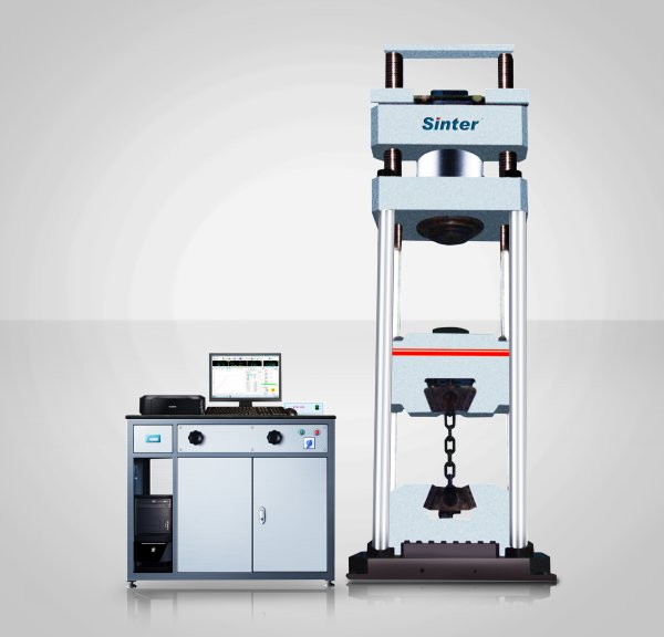 液壓萬能試驗機-LAW-5000立式