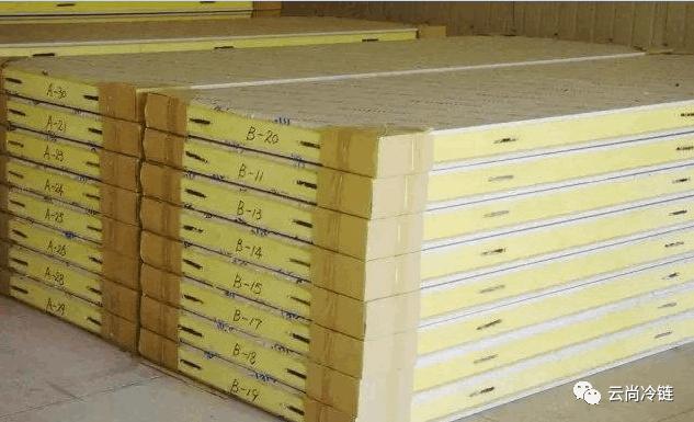 【冷链制造】库板的功能和特性你清楚吗?