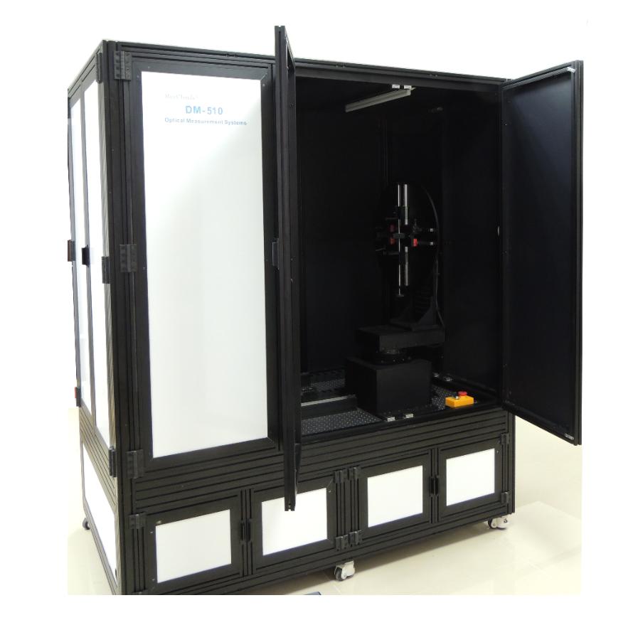 小型LCD和LCM光学测量系统