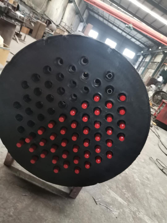 碳化硅列管式换热器