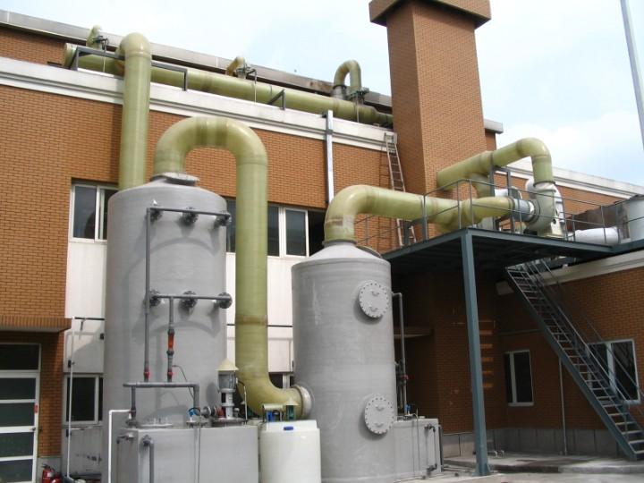 化工行业废气解决方案