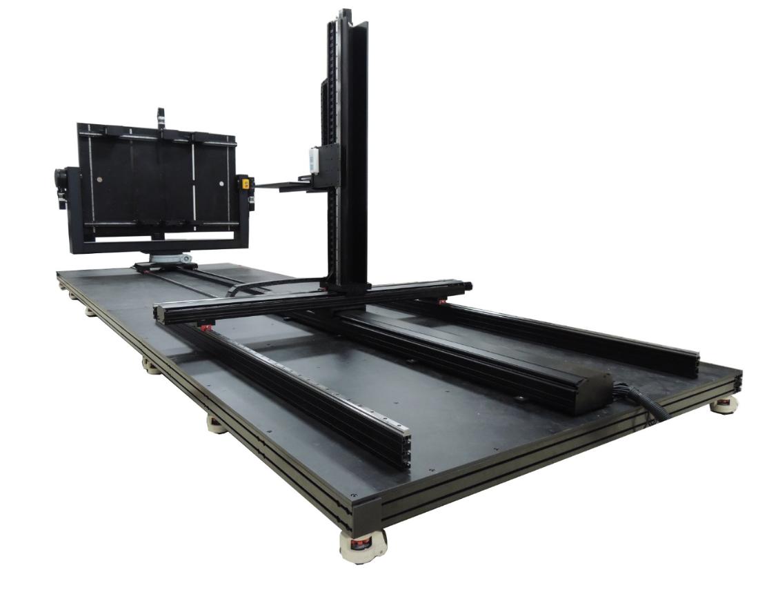 大型LCD和LCM光学测量系统