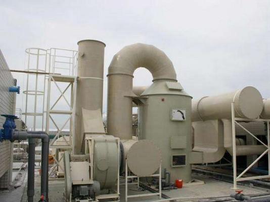 废气体处理装置解决方案