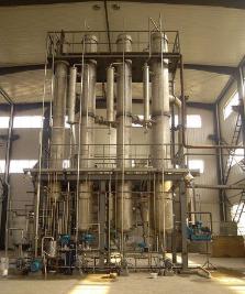 关于多效蒸发器的工艺设计工作有哪些