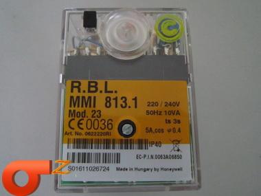 Honeywell控制器MMI813.1