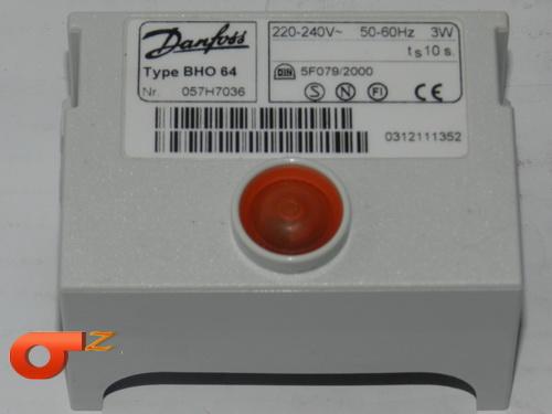 丹弗斯(Danfoss)控制器BHO64