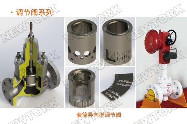 CG000 套筒导向型调节阀