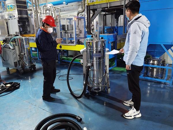 如何合理更换工业吸尘器内部过滤器