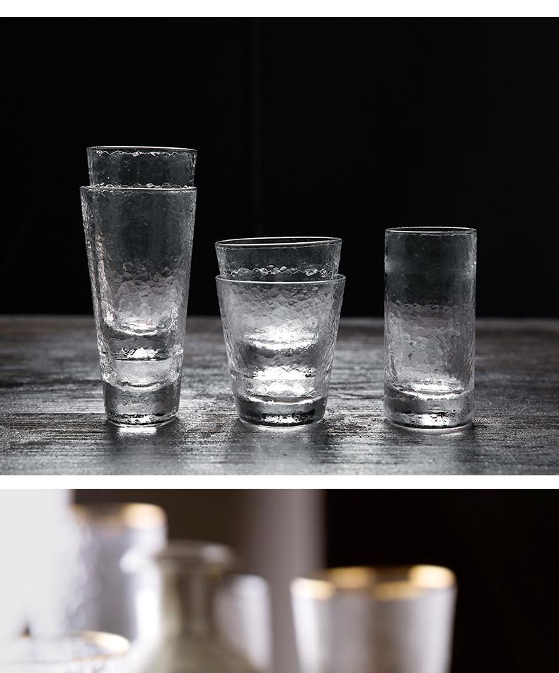玻璃杯进口清关