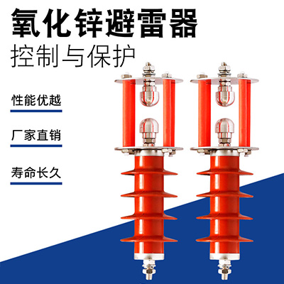 HY5CSX户外高压氧化锌避雷器