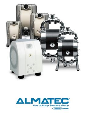 E系列气动隔膜泵