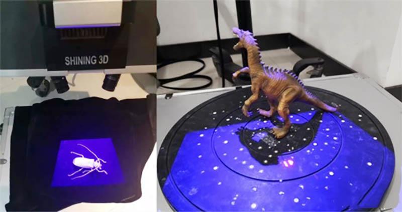 通过3D扫描与3D打印自制科幻大片场景,帮您实现英雄梦|杭州博型3D打印