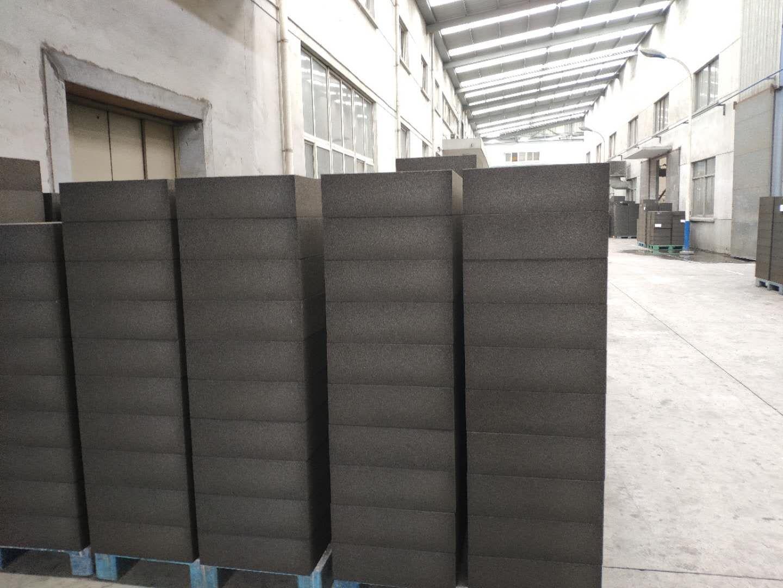 I型泡沫玻璃保溫板已在上海備案