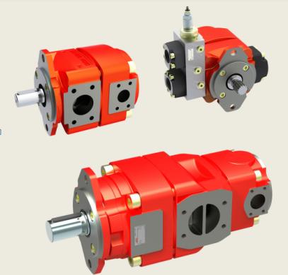 Bucher 齿轮泵 QX81系列