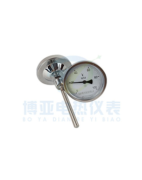 WSS-401軸向型雙金屬溫度計
