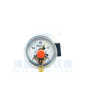 YXC-100電接點壓力表