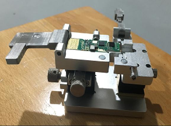 激光焊锡机治具