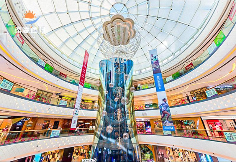 威海购物中心项目(FSS天棚帘)