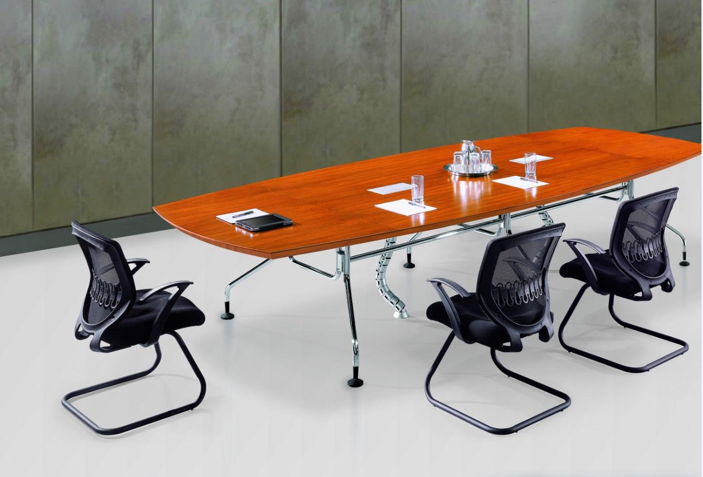 精品 · 钢脚桌