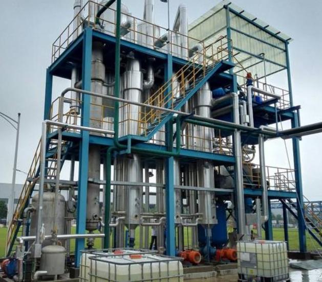 硝酸铵钙蒸发浓缩用什么设备?