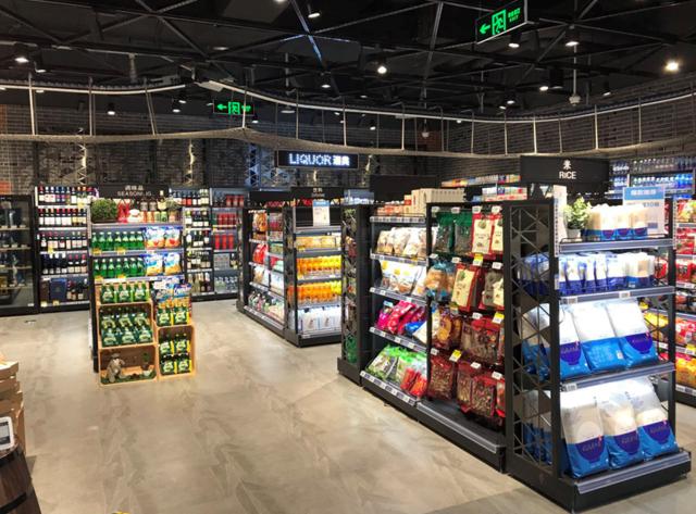 如何吸引消费者?超市货架布局设计来帮您忙