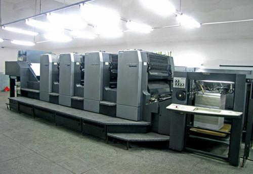 二手印刷机进口清关